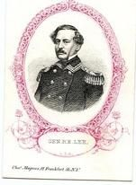 09x078.16 - General Robert. E. Lee C. S. A., Civil War Portraits from Winterthur's Magnus Collection